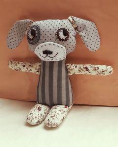 Куклы ручной работы Пёс Тимати