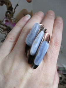 Кольца ручной работы Кольцо Ледник