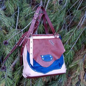 Жіночі сумки ручної роботи Сумка-рюкзак «Dynamic»