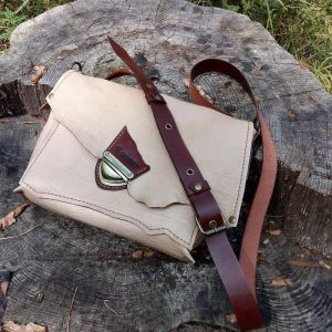 Женские сумки ручной работы Кожаная сумка «Sand»