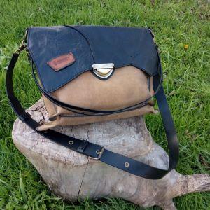 """Жіночі сумки ручної роботи Шкіряна сумка """"Artifact"""""""