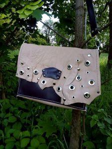 """Повседневные женские сумки Кожаная сумка """"Gelaxy"""""""