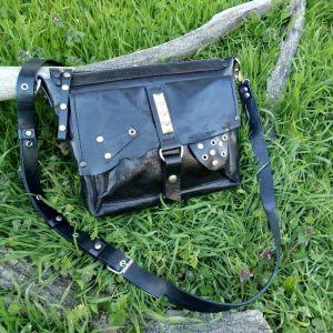 Жіночі сумки ручної роботи Шкіряна сумка « Kalindzhi»