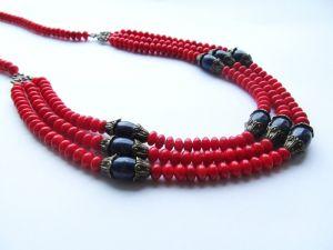 Ожерелье ручной работы Ожерелье