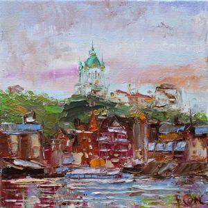 Картини маслом Поділ Київ