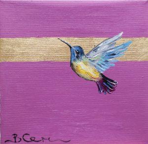 Картини маслом Птаха