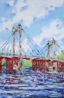 Гаванский мост Киев