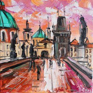 Суханова Виктория Прага