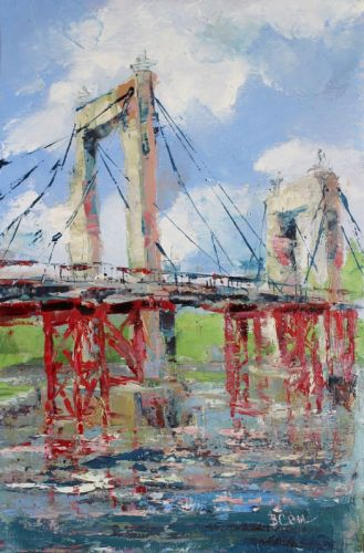 Гаванский мост. Киев
