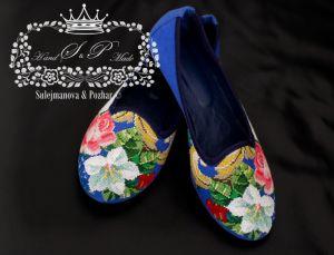 Женская обувь Слиперы 3