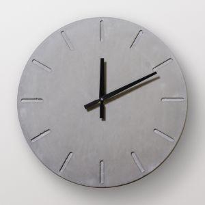 """Різне Годинник з бетону настінний """"Сеул"""""""
