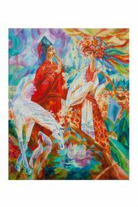 Силагина Марьяна Возрождение любви