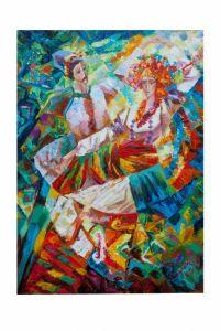 Силагина Марьяна В водовороте танца