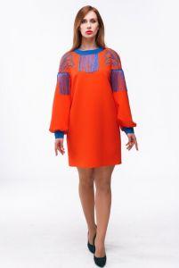 """Модная женская одежда Платье """"Огненное"""""""