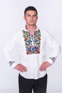 """Вышиванки ручной работы Мужская рубашка """"Кензо"""""""