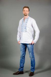 """Мужские вышиванки Рубашка """"Величальная Украины"""""""