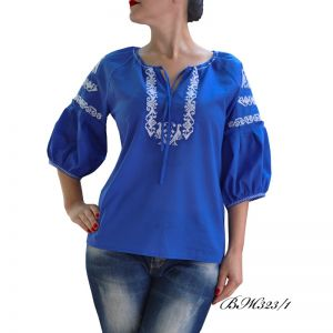 Женские вышиванки Рубашка с вышивкой ВЖ323/1