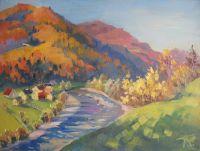 Золота осінь у Квасах