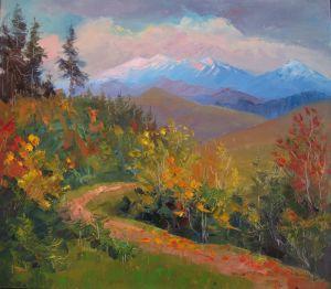 Artists Ліс восени