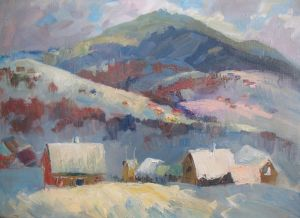 Artists Зима у Лазещині