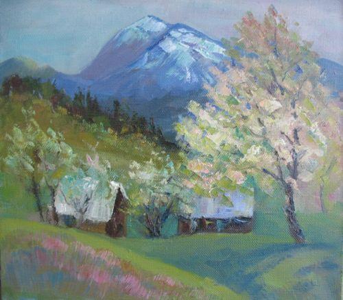 Весняний Петрос