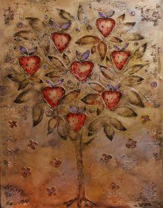 Artists Полуничне дерево