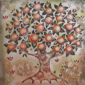 Artists Мандаринове дерево