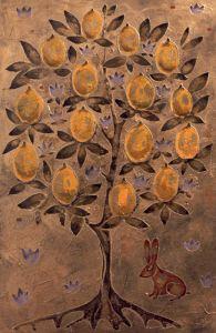 Artists Лимонне дерево
