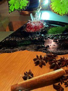 Изделия из дерева ручной работы Сырная досточка