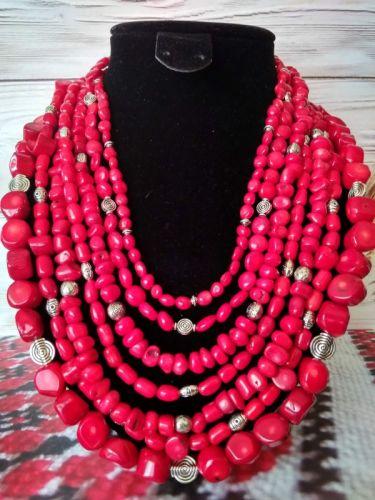 Ожерелье Кораллы
