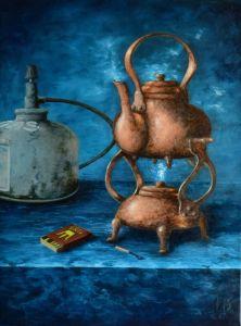 Великий Николай Old Teapot