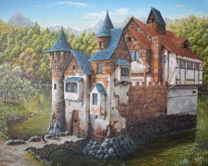 Великий Николай Castle, sweet castle