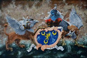 Великий Николай Clifton Coat Of Arms