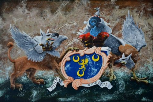 Clifton Coat Of Arms