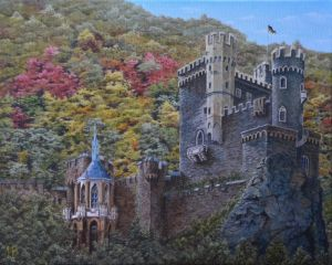 Великий Николай Castle Rheinstein