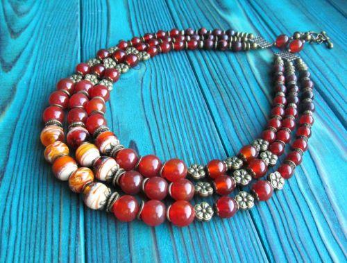 Ожерелье «Медовая соблазн»