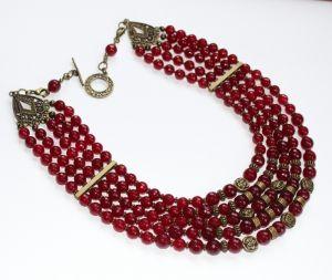 Ожерелье из нефрита Афродита