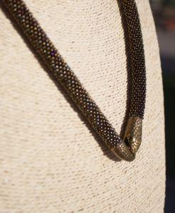 Войтюк Тетяна Snake (бронза)