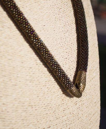 Snake (бронза)