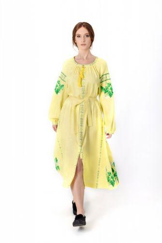 Купити Жіноча вишита сукня Весна 1230 VYSP20 на UkrainArt 26ab600650864