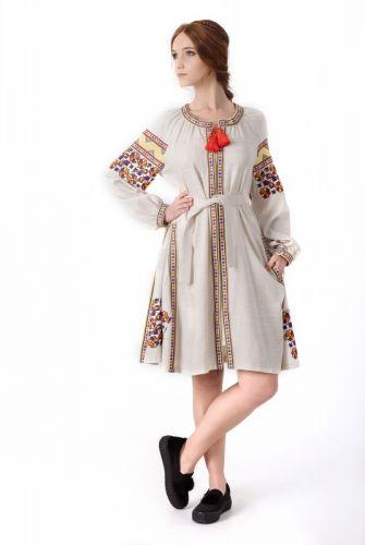 Купити Жіноча вишита сукня Pt-1228 VYSP18 на UkrainArt aa0223c1821c1