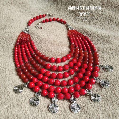 Ожерелье «Меандры»