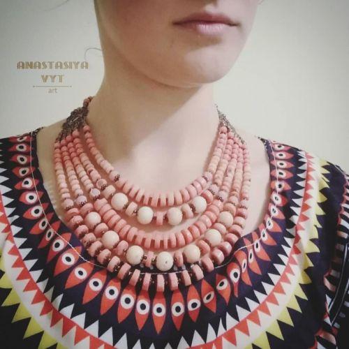 Ожерелье «Мертвое море»
