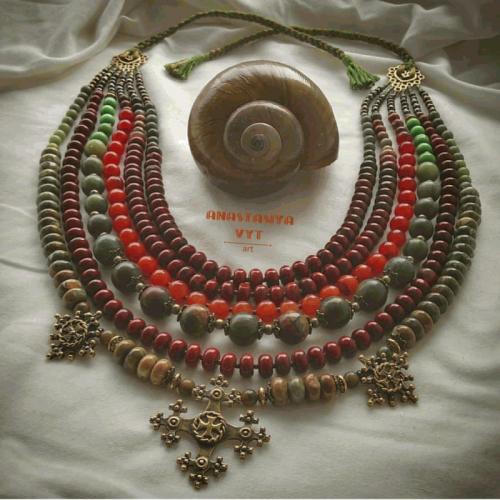 Ожерелье «Злагода» - изображение 1