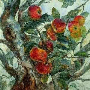Яблоня детства