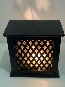 Яровый Виталий Cоляной светильник IASO 6*