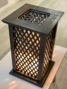 Яровый Виталий Cоляной светильник IASO 12*