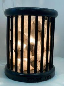 Яровый Виталий Cоляной светильник IASO 10* цилиндр