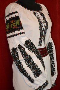 Рубашка женская Стрекоза бисерная