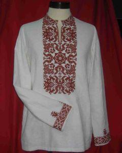 Мужские вышиванки Рубашка Старославянская